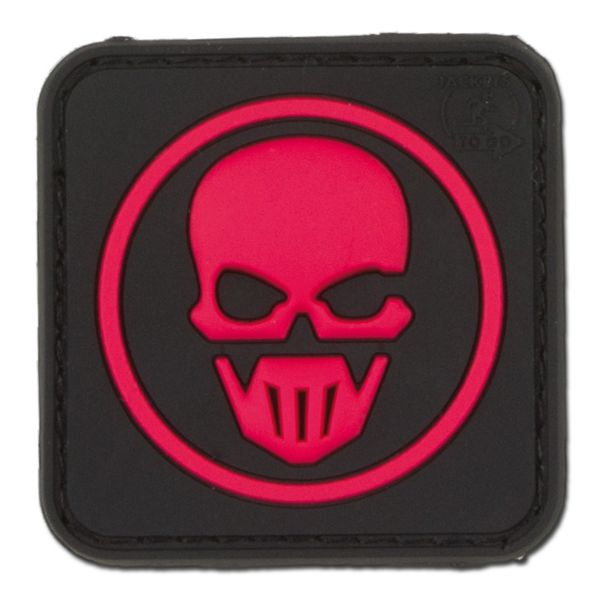 3D-Patch Ghost Recon black medic