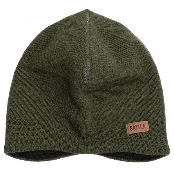 Sätila Hat HILL Windstopper army green
