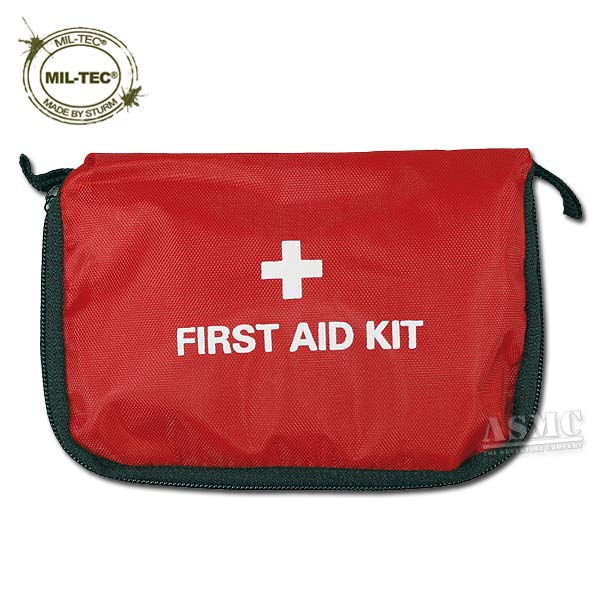 First-Aid Kit Mil-Tec small red