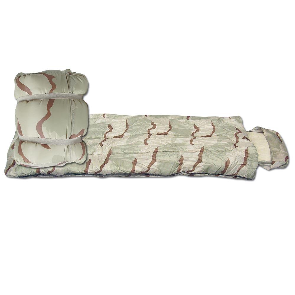 Sleeping Bag Pilot desert 3-color