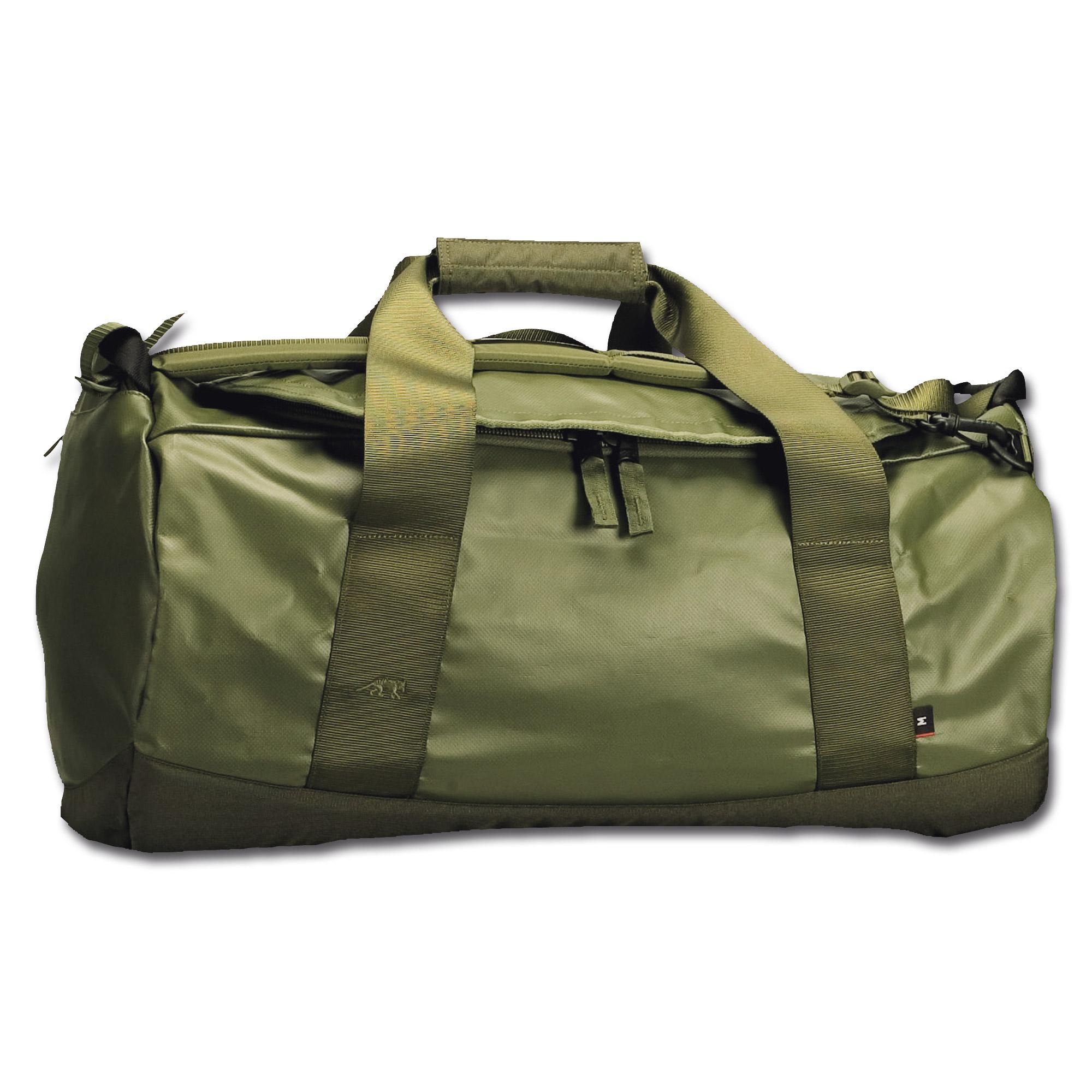 Barrel Bag TT L olivgreen