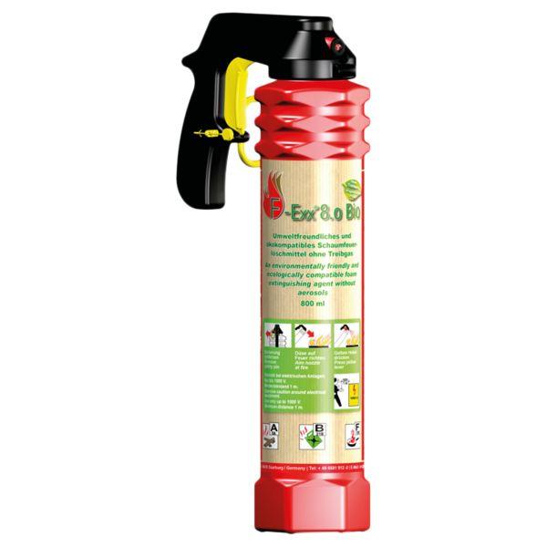 Tectro Foam Fire Extinguisher F-Exx 8.0 Bio