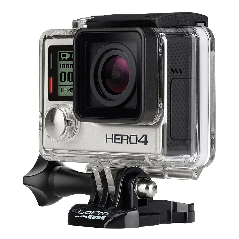 GoPro Outdoor Camera HERO4 Black