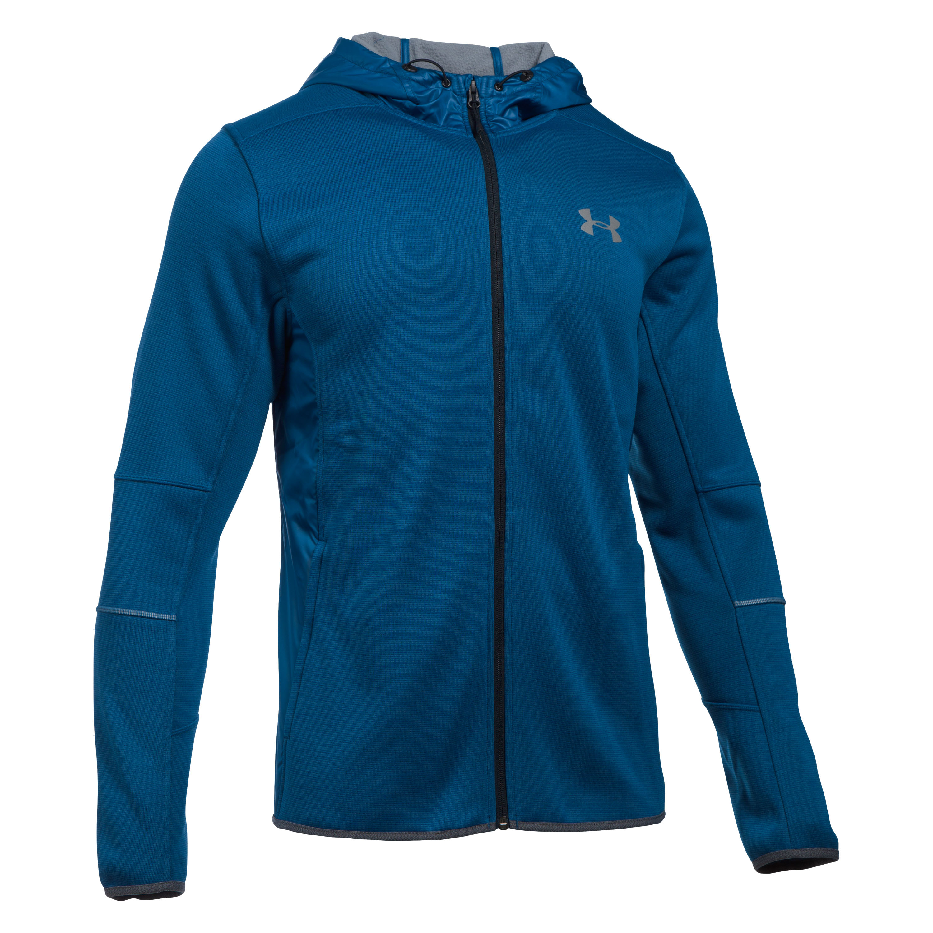 Under Armour Pullover Swacket blue