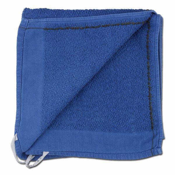 BW Towel Like New blue
