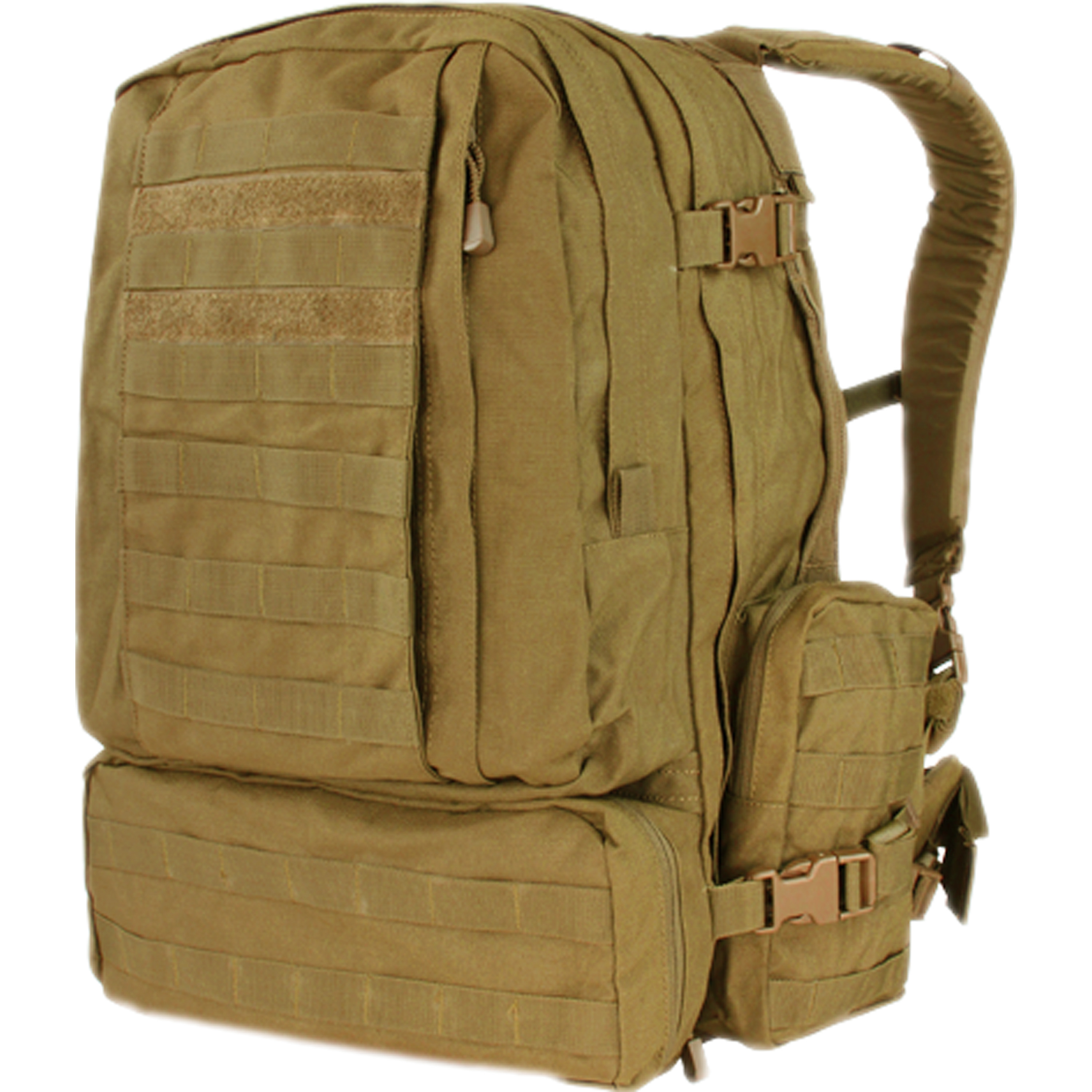 Condor Backpack 3-Day Assault Pack coyote brown
