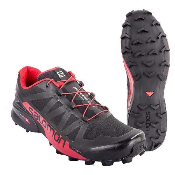 Salomon Shoe Speedcross Pro 2 black/red