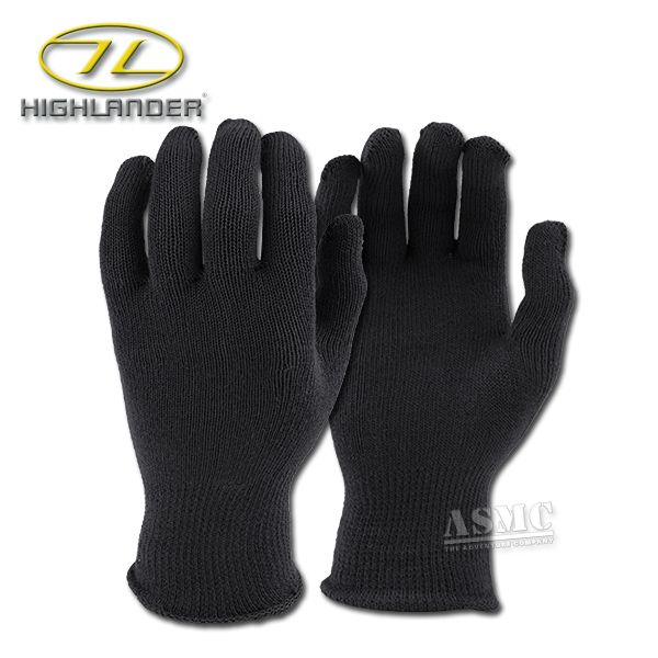 Thermo Gloves Highlander black