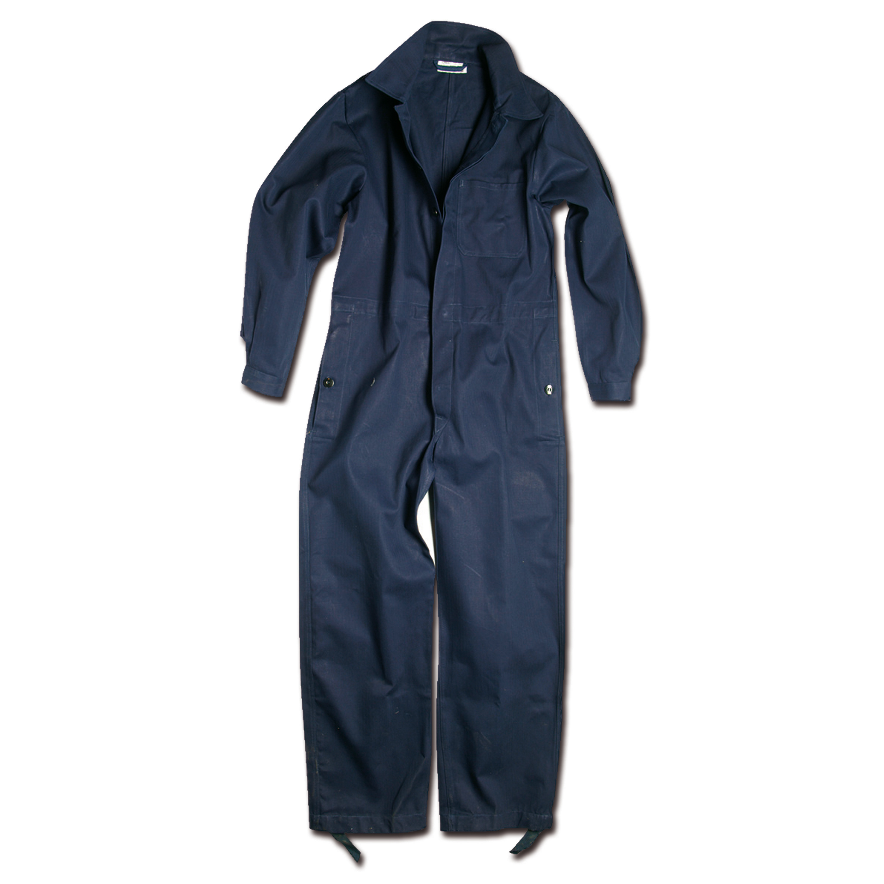 BW Coverall Used blue