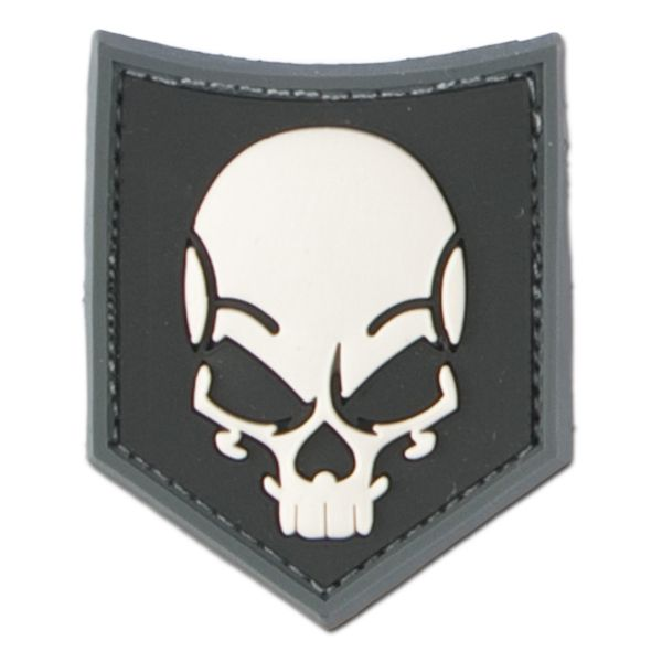 3D-Patch SOF Skull swat