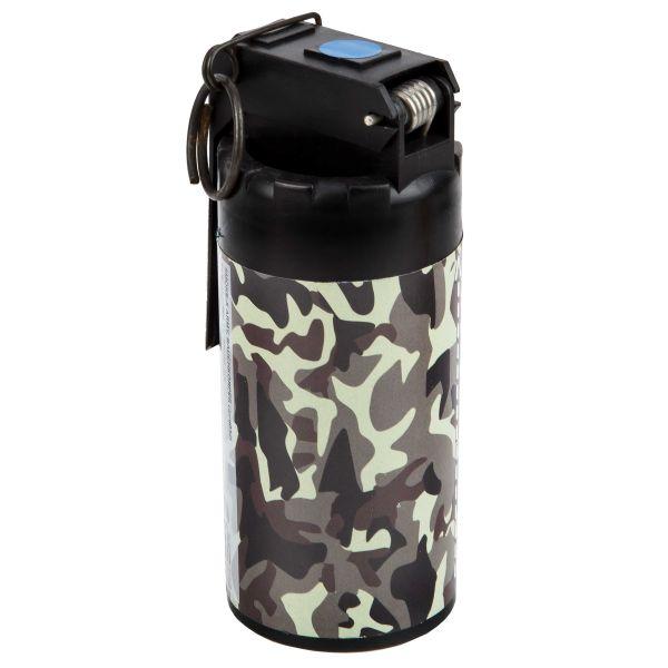Smoke-X Smoke Grenade SX-3 Army blue