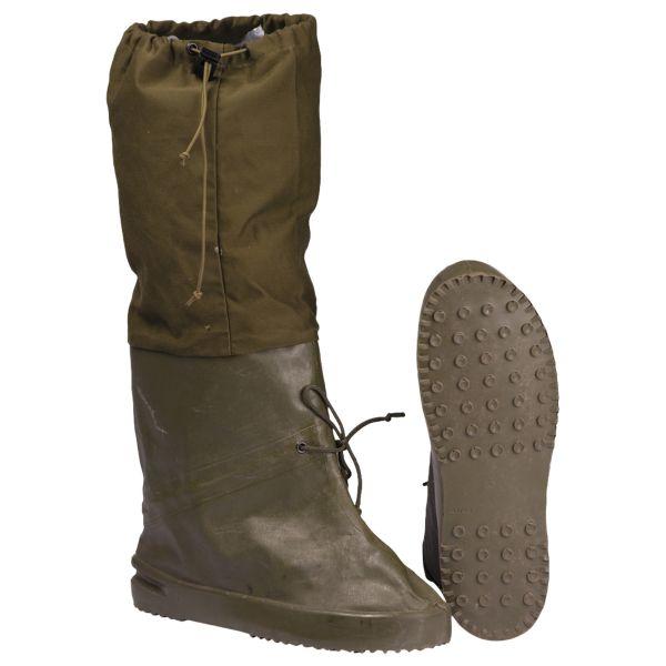 Used BW KSK Over Shoes olive