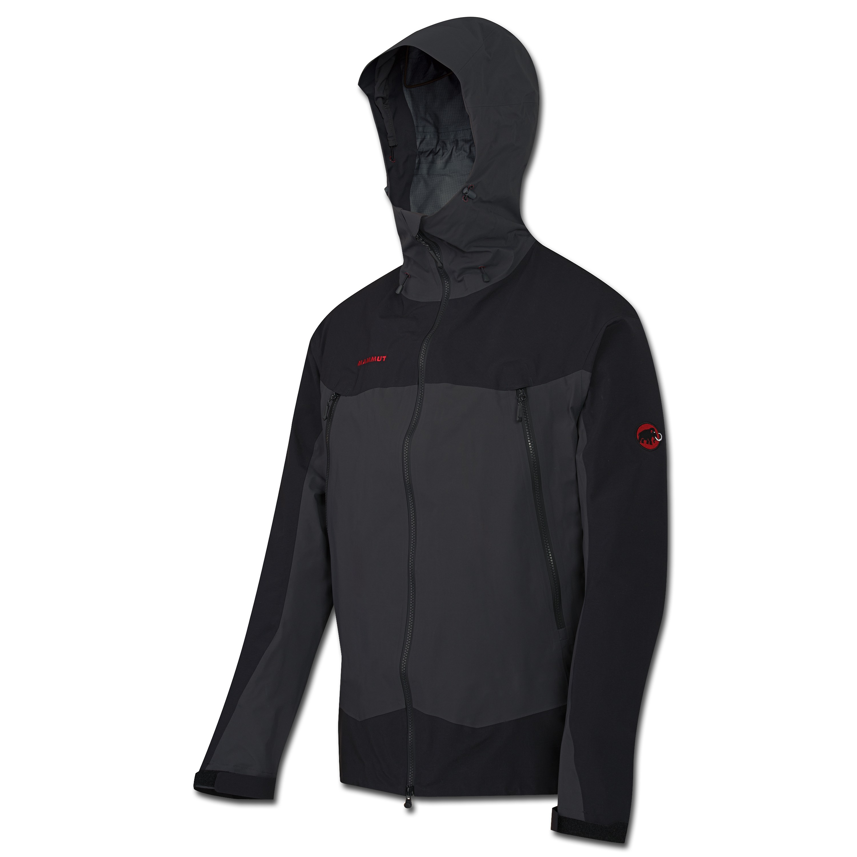 Outdoor Jacket Mammut Meron graphite-black