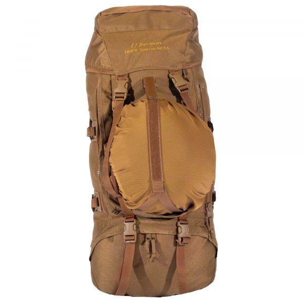 Berghaus Backpack MMPS Spartan 60 FA earth brown