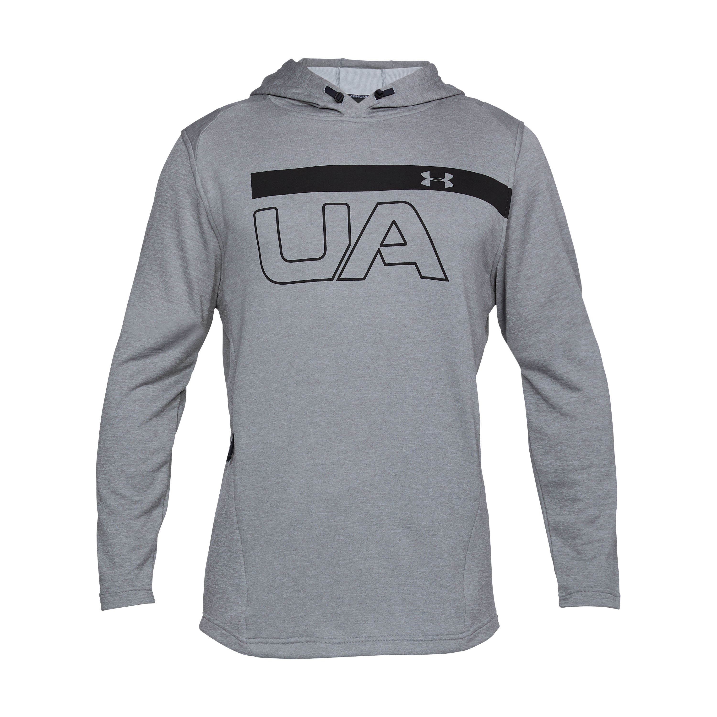 Under Armour Hoodie Tech Terry Graphic gray
