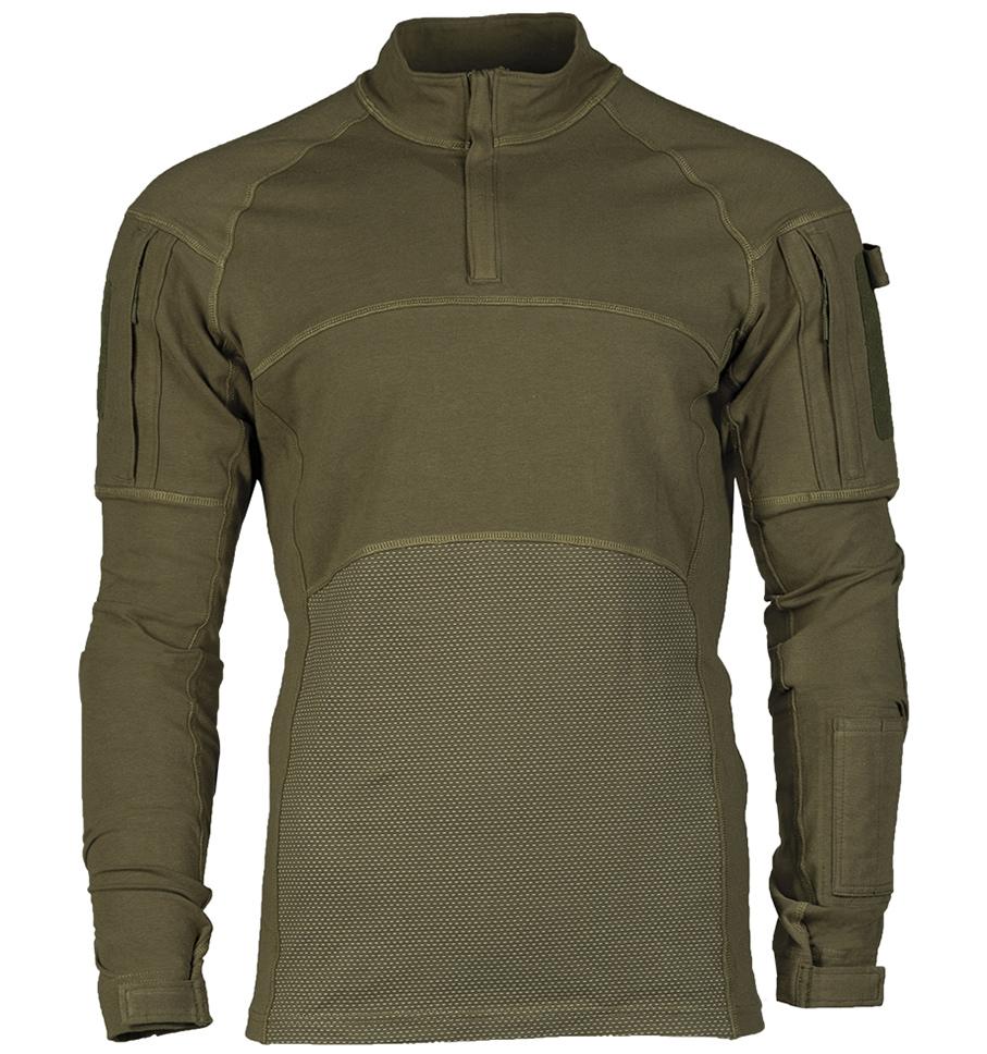 Mil-Tec Assault Field Shirt olive