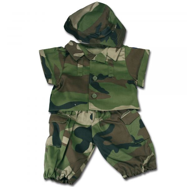 Teddy Bear Uniform CCE