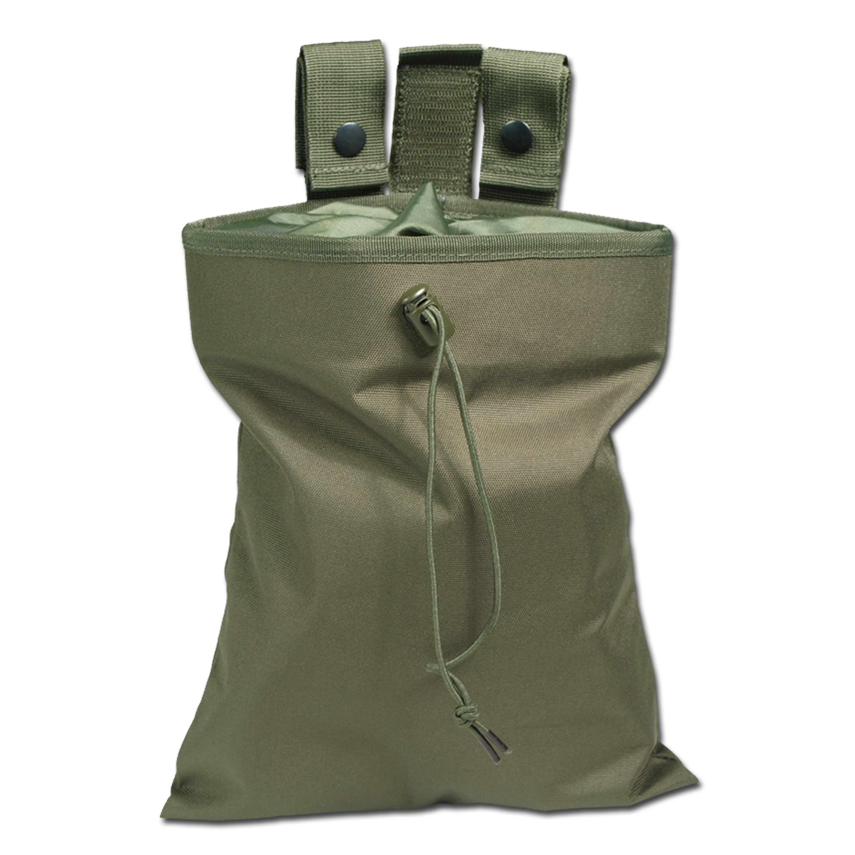 Empty Shell Pouch olive