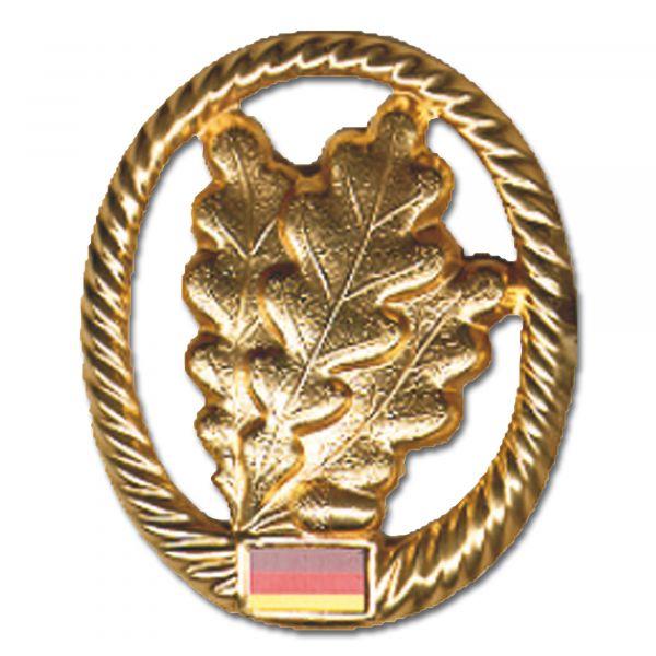 German Armed Forces beret insignia Jägertruppe (Infantry)