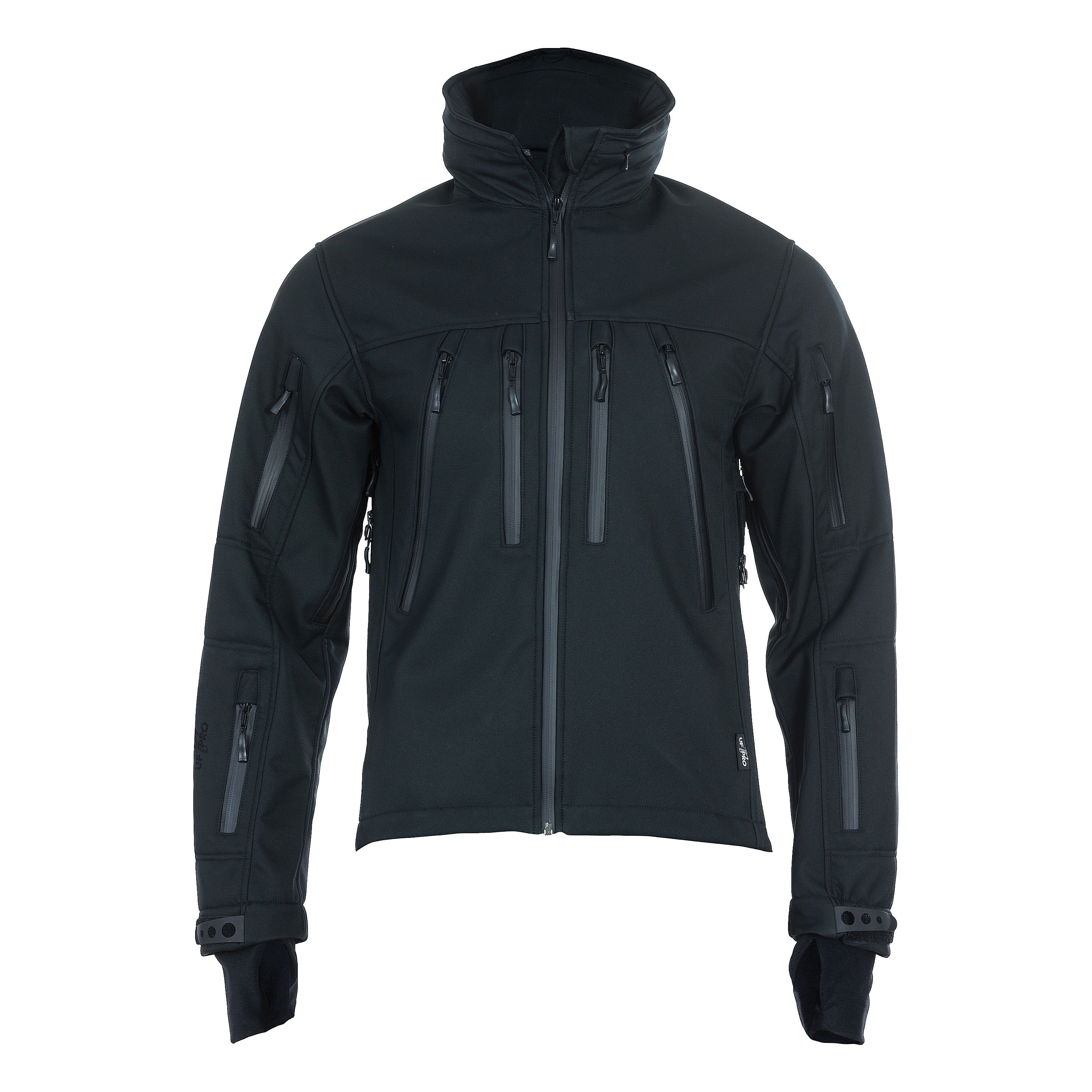 UF Pro Softshell Jacket Delta Eagle black