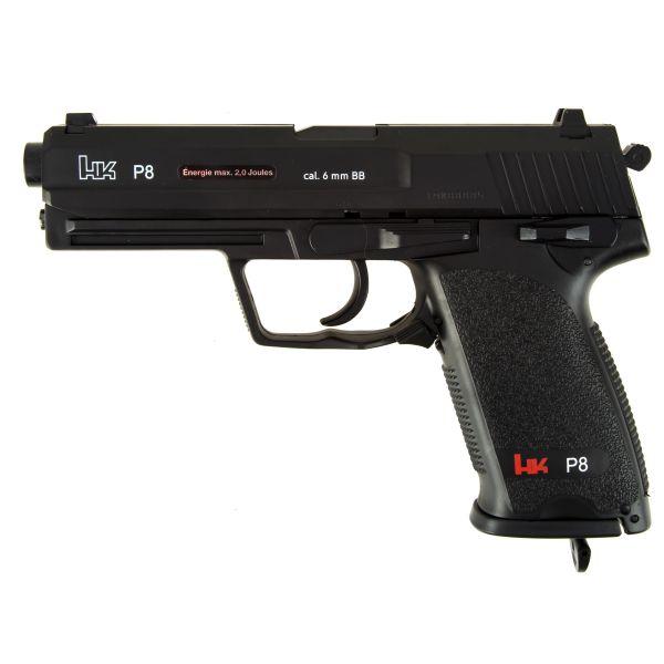 Airsoft Pistol Heckler&Koch P8