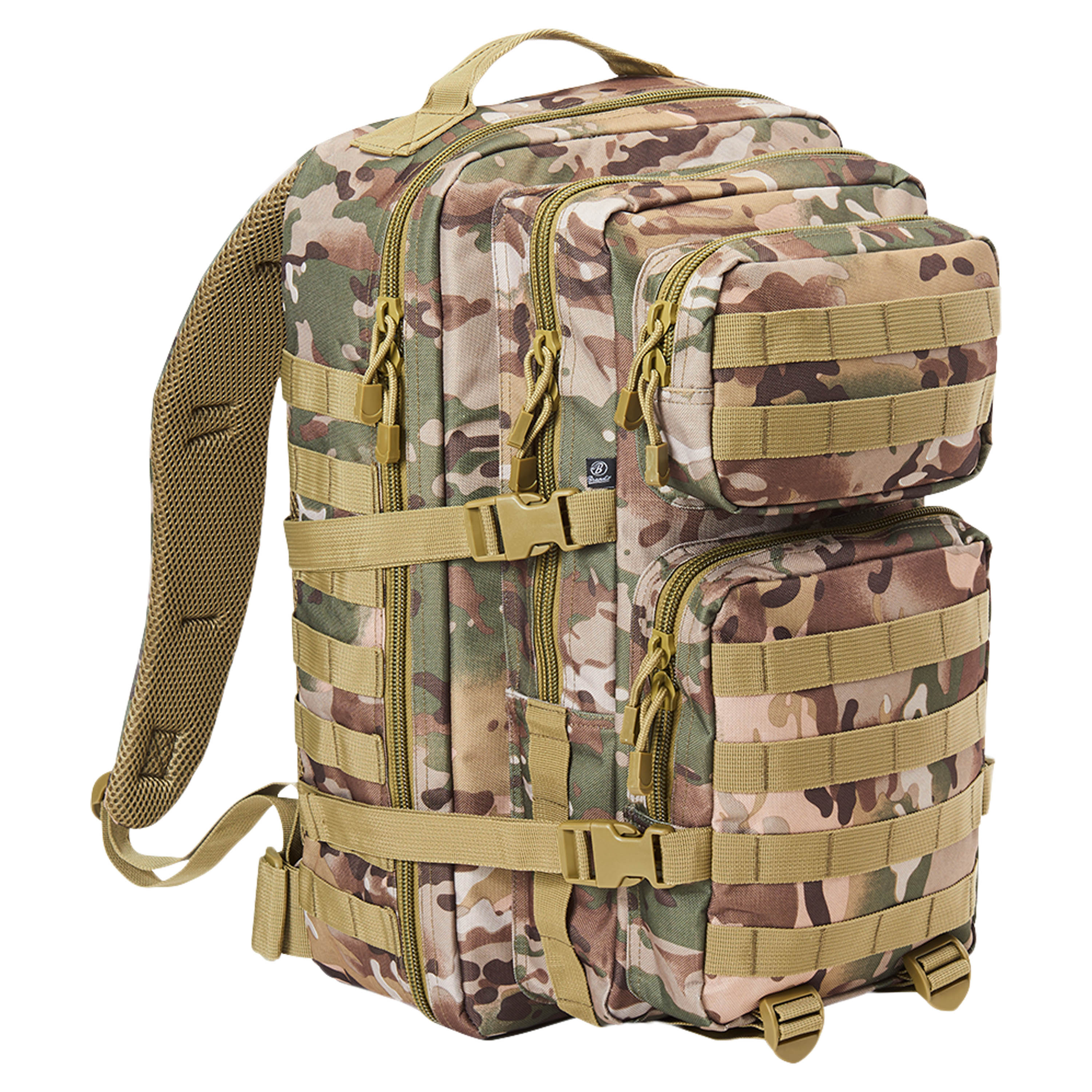 Brandit US Cooper Backpack Large tactical camo