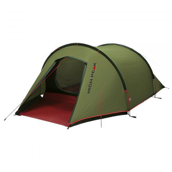 High Peak Tent Kite 2 pesto/red
