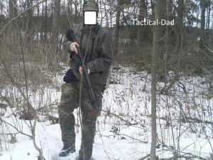 Jagdaufseher Pirsch