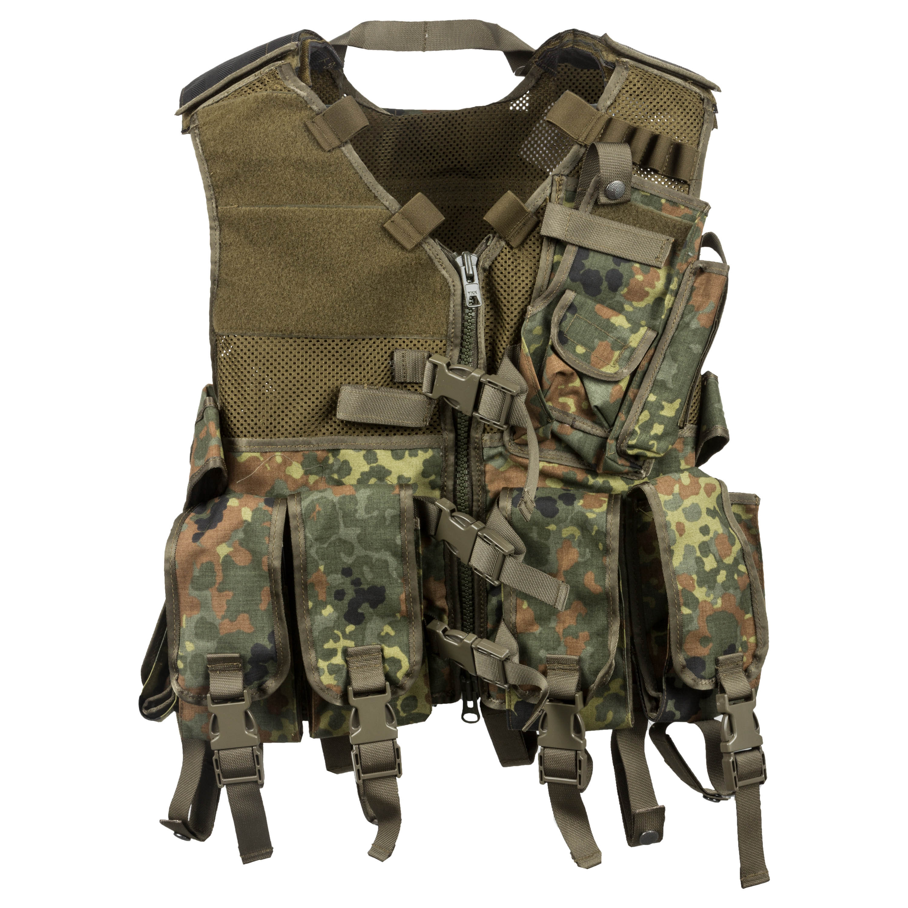 Heim Tactical Operation Vest flecktarn