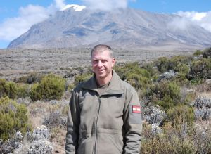 Am Kilimanjaro