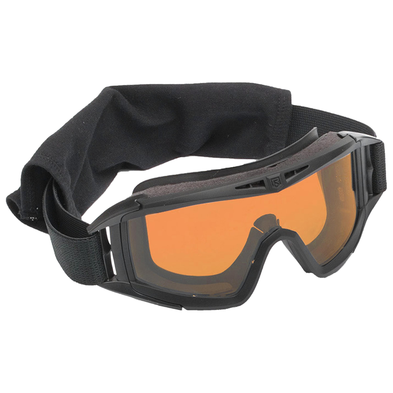 Revision Goggles Asian Locust Basic black/orange
