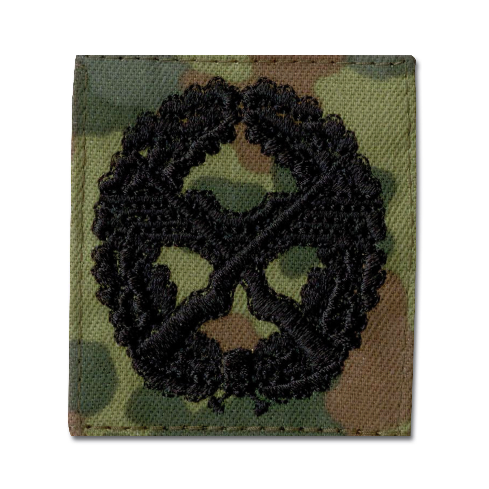 Military Security Troops A.F. flecktarn/black