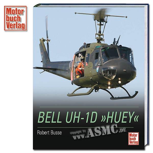 Book Bell UH-1D HUEY