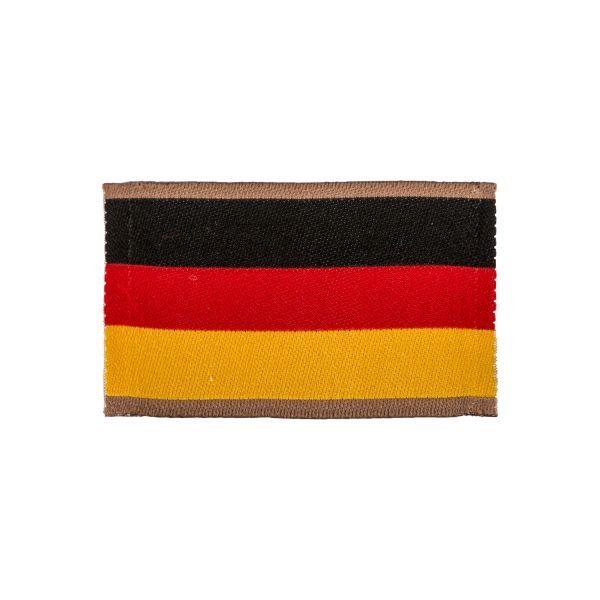 German Shoulder Flag Small