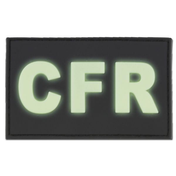 3D-Patch CFR Glow In The Dark