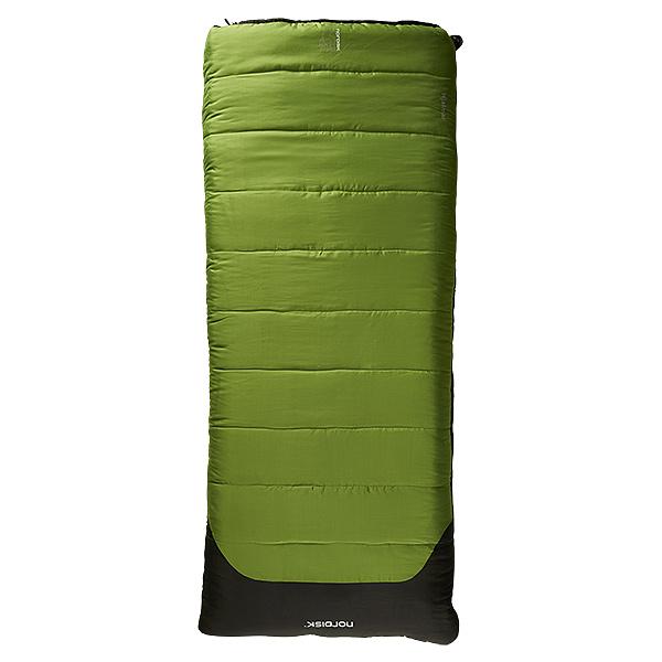Nordisk Sleeping Bag Hjalmar -2 L black/green