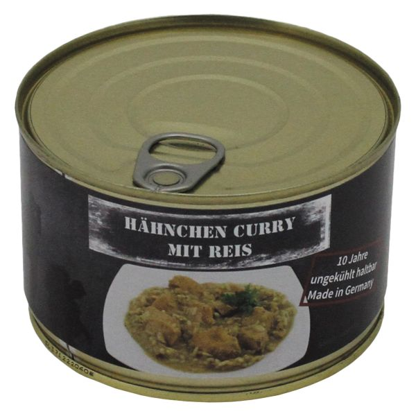 MFH Chicken Curry with Rice Canned 400 g