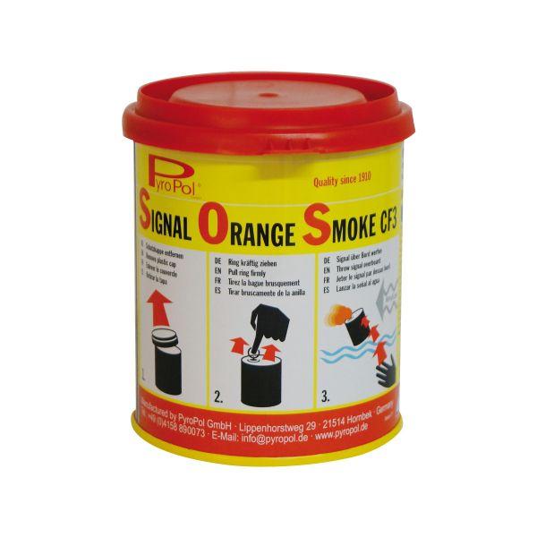 Smoke Signal CF3 orange