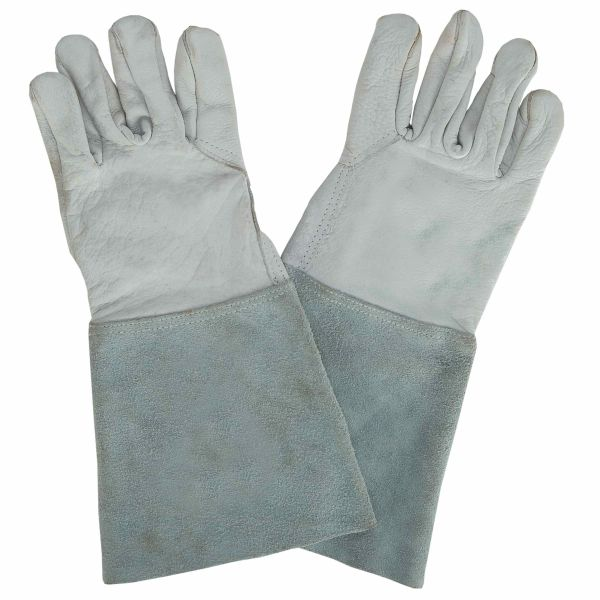 BW Work Gloves with Long Cuffs Like New