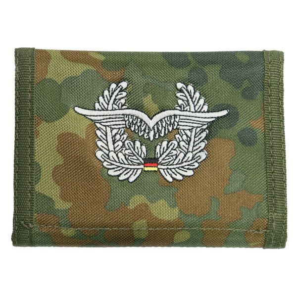 "Wallet ""Luftwaffe"", flecktarn"