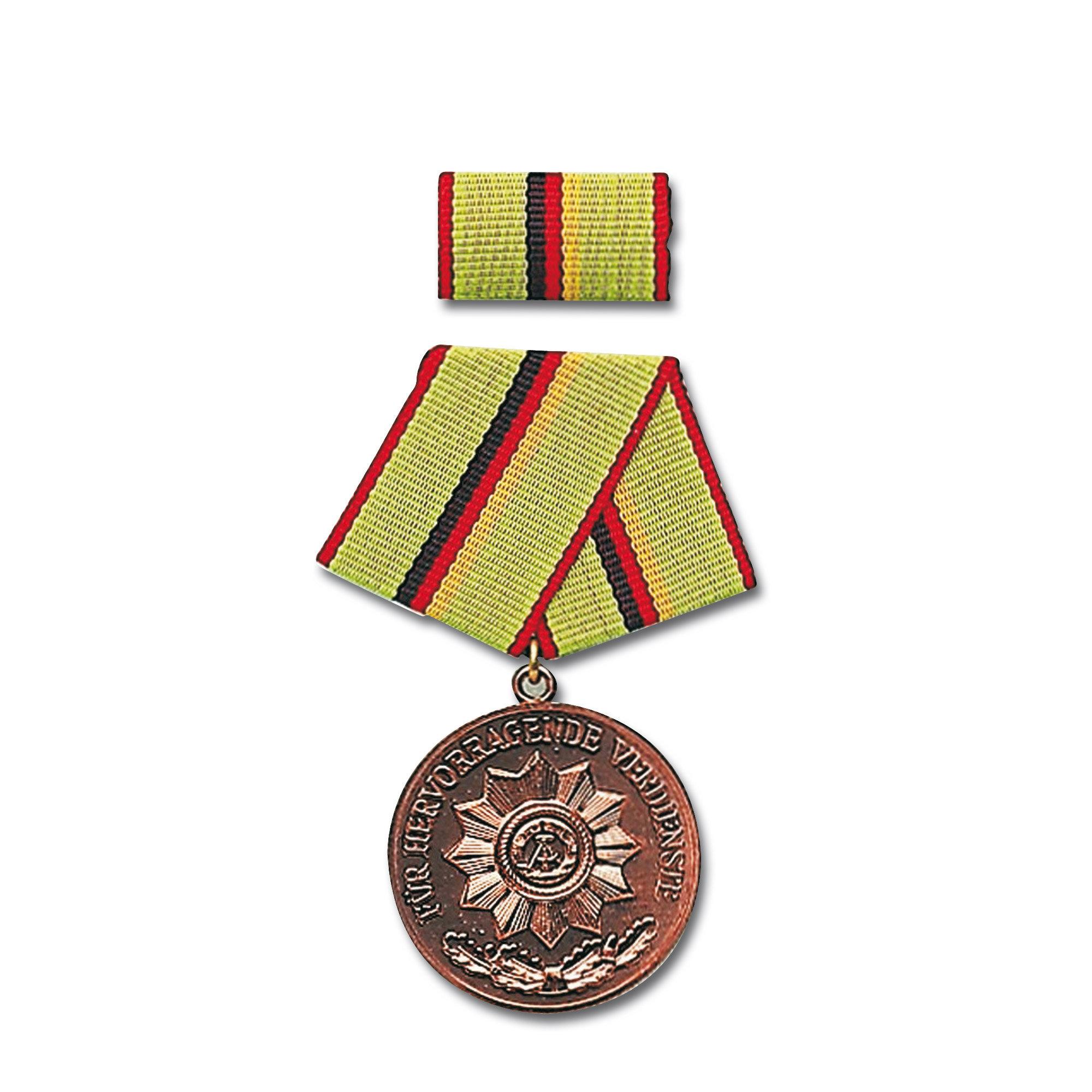 Medal MDI Verdienstmedaille bronze