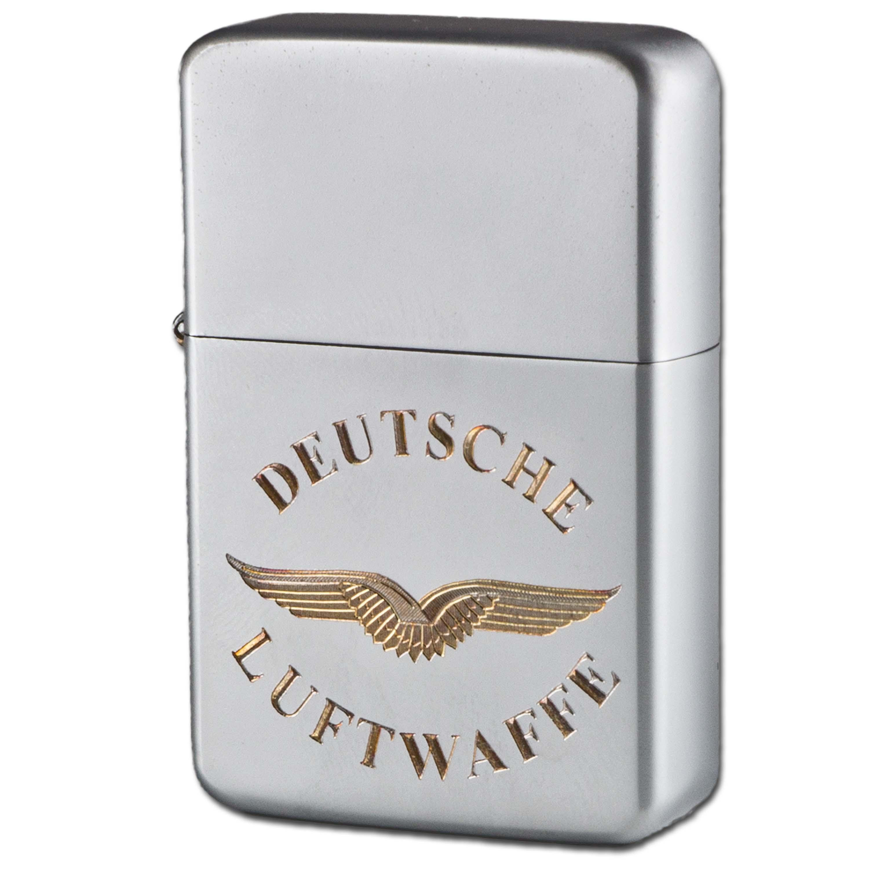 Lighter Z-Plus Gas with engravement Deutsche Luftwaffe