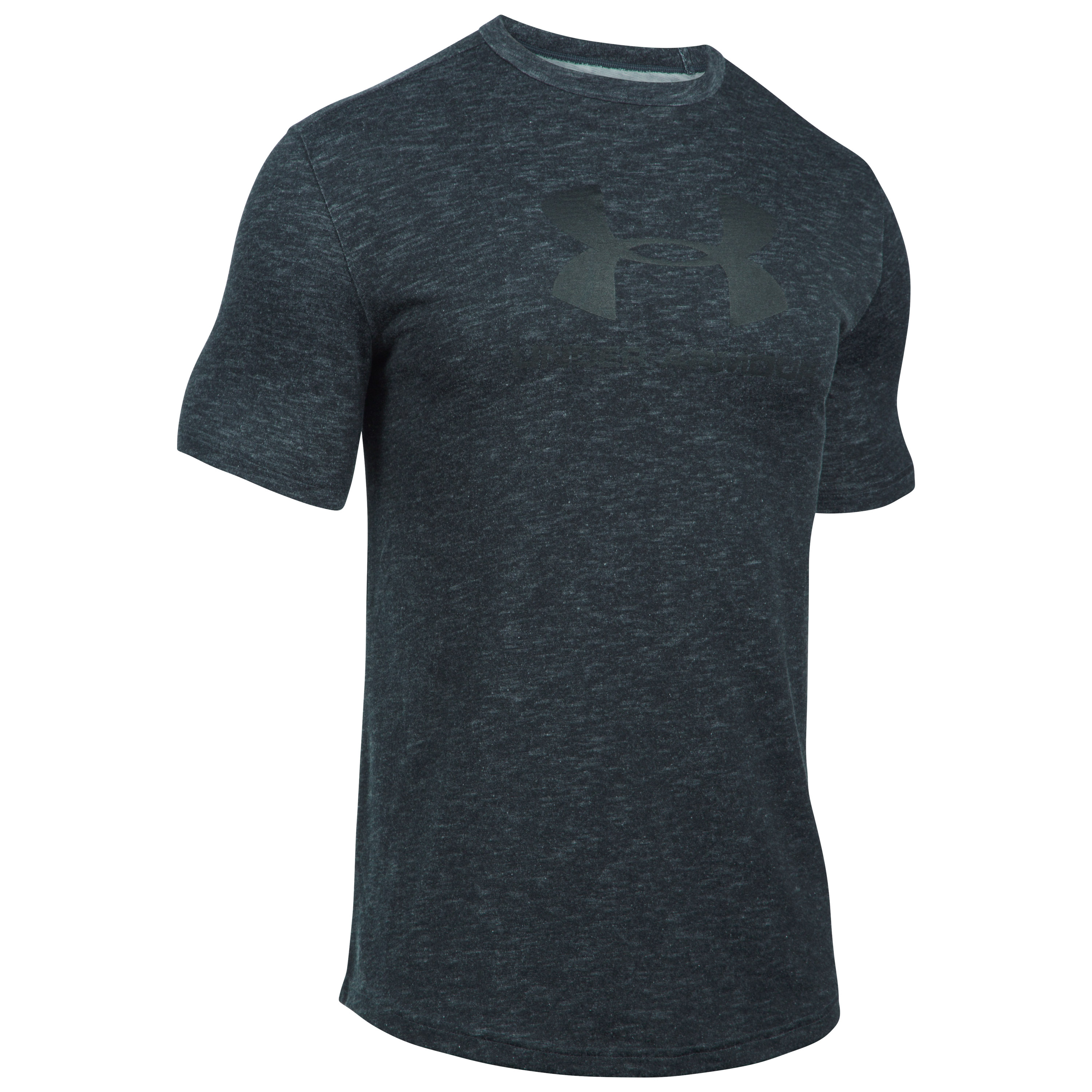 Under Armour Fitness T-Shirt Sport Style Branded Tee black