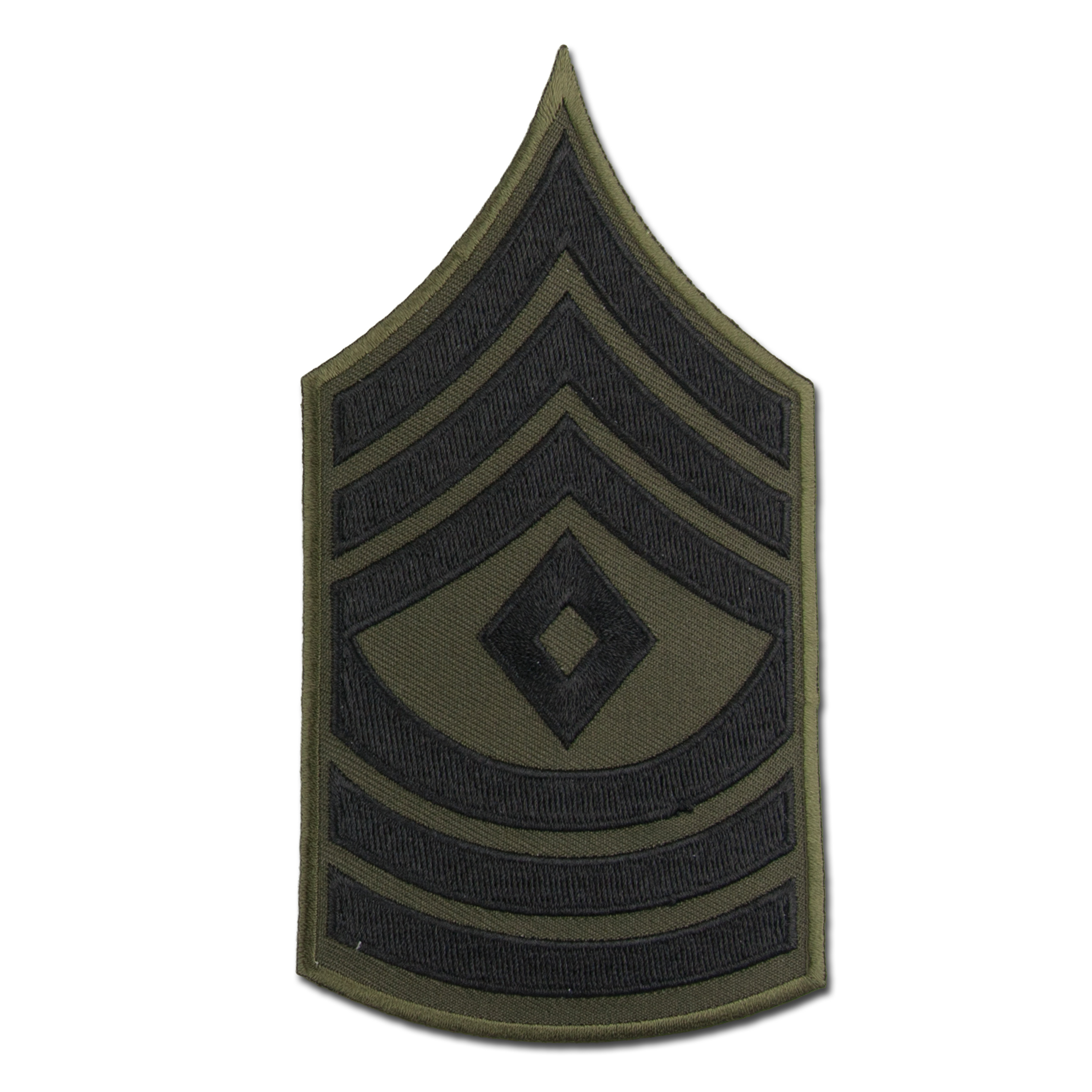 Rank Insignia U.S. Embroidered First Sergeant