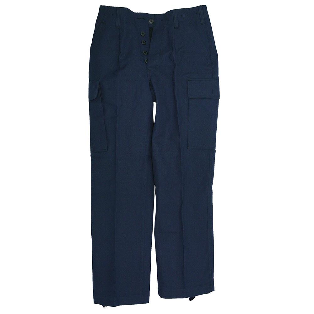 Moleskin Pants navy blue