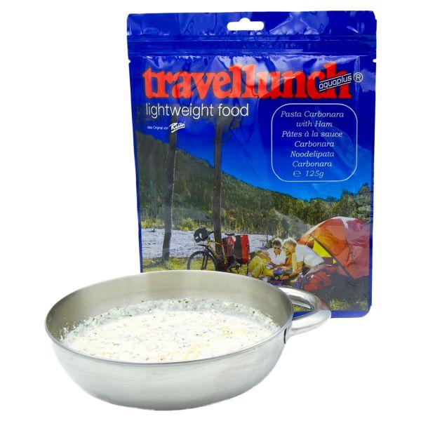 Travellunch Pasta Carbonara