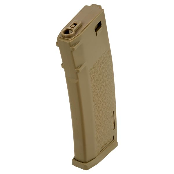 Specna Arms Magazine M4 / AR15 S-Mag Mid-Cap 120 Shot tan