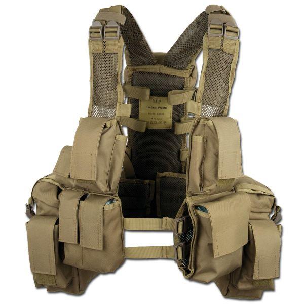Commando Vest RSA, coyote