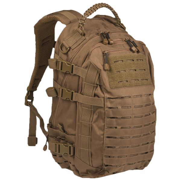 Backpack Mission Pack Laser Cut LG dark coyote