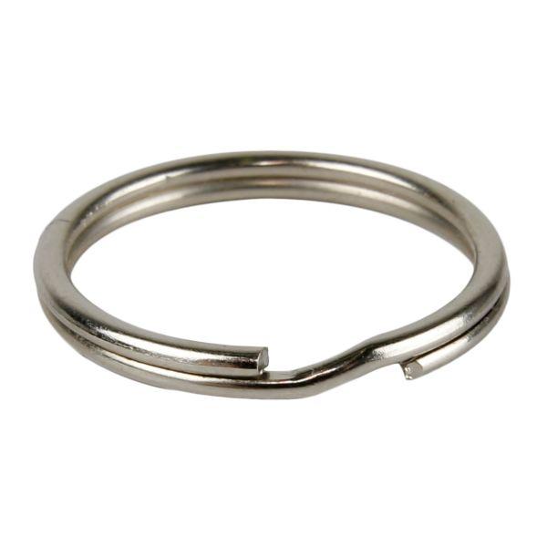 Key Ring Silver